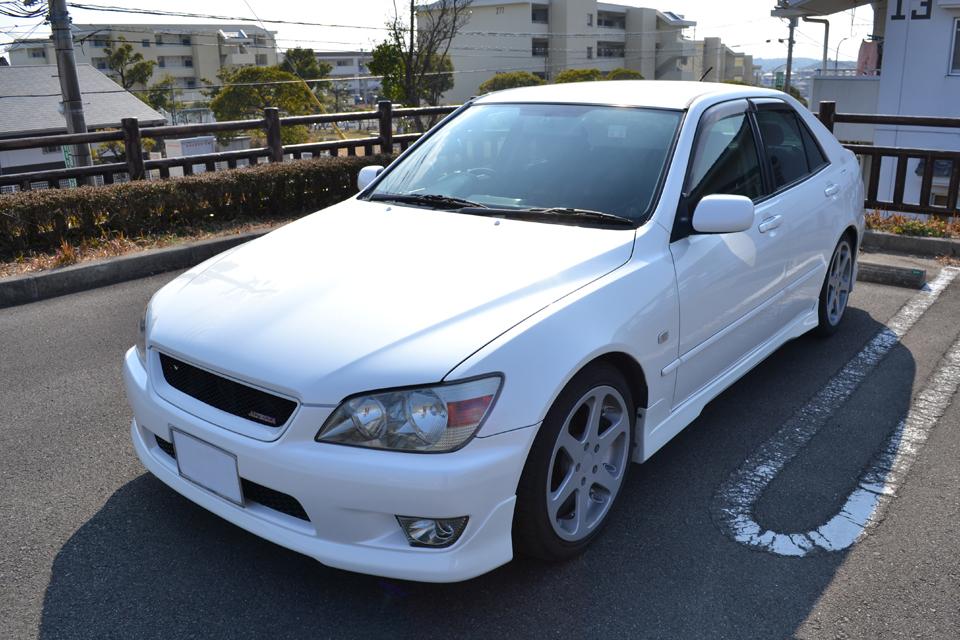 アルテッツァ RS2000
